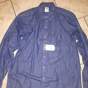 Dickies Long Sleeve Denim size xlt